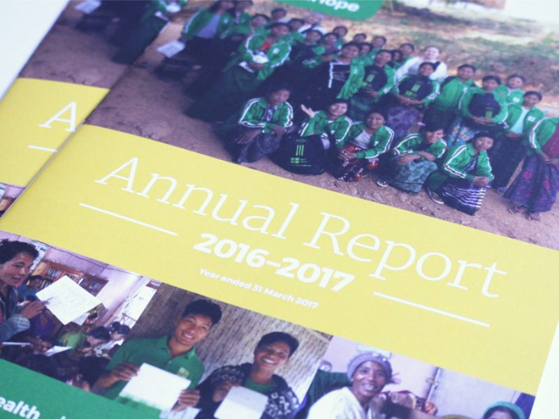 Health & Hope Annual Report