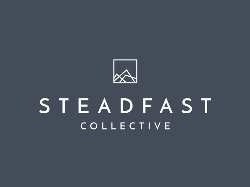 Steadfast Collective branding